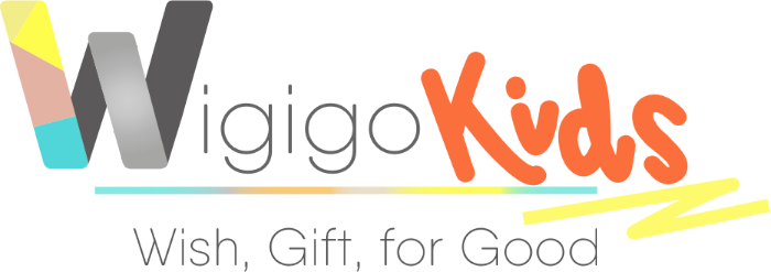Wigigo Spreading happiness...one gift at a time. Wigigo The Gift of Giving